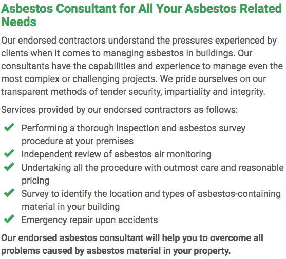 Asbestos Watch Geelong - consultant right