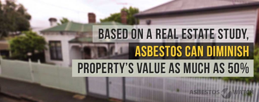asbestos can diminish property value