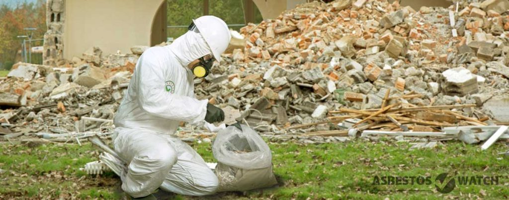 asbestos sampling and testing in Geelong